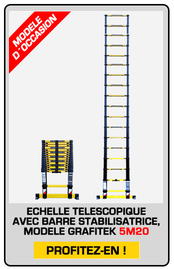 woerther n 1 de l 39 echelle telescopique en france echelle telescopique pas cher. Black Bedroom Furniture Sets. Home Design Ideas
