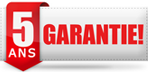 Garantie 5 ans Woerther