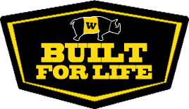 Logo Built for life