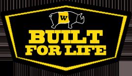 Logo Built for life